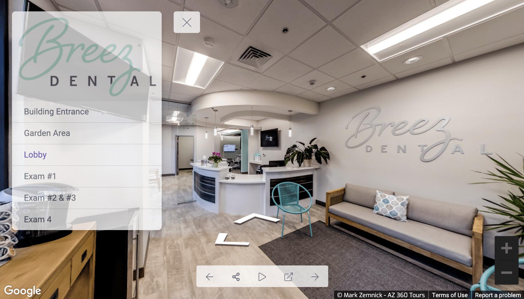 Surprise Dentist Virtual tour